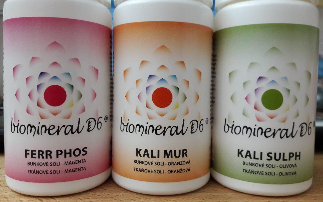 Homeopatika, tkáňové soli a Koronavirus
